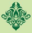 decorative-ornament vector image vector image