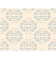 Creamy seamless abstract pattern vector image