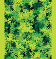 seamless fashionable camouflage vector image