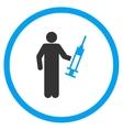 Painkiller Dealer Icon vector image