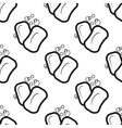 Soap seamless pattern vector image
