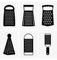 Grater vector image