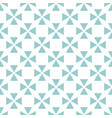tile pattern with green blue and white background vector image