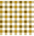 gold gingham mix seamless pattern