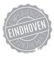 Eindhoven stamp rubber grunge vector image