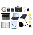 business supplies vector image