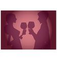 Wine Tasting Background vector image