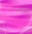 pink wavy background vector image
