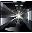 The tunnel vector image