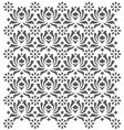 Seamless Gray pattern background vector image