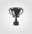 The winners Cup vector image