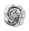 Geometric Circle Background  Circle vector image