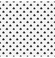 Black poker seamless texture vector image