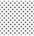 Black poker seamless texture vector image
