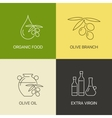 Set of simple icons vector image vector image