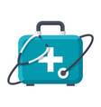 medical services icon vector image