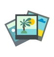 Photo flat icon vector image