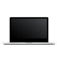 Laptop icon vector image