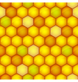 Honeycomb toned pattern vector image vector image