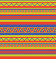 mexico pattern vector image