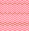 Seamless Abstract Toothed Pink Background vector image vector image
