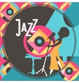jazz and blues vector image