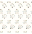 Painting seamless pattern - background vector image