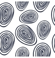 Seamless pattern hand drawn color wood texture vector image