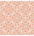 Decorative retro pattern vector image