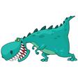 dino rex vector image vector image