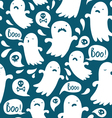 Ghost pattern vector image
