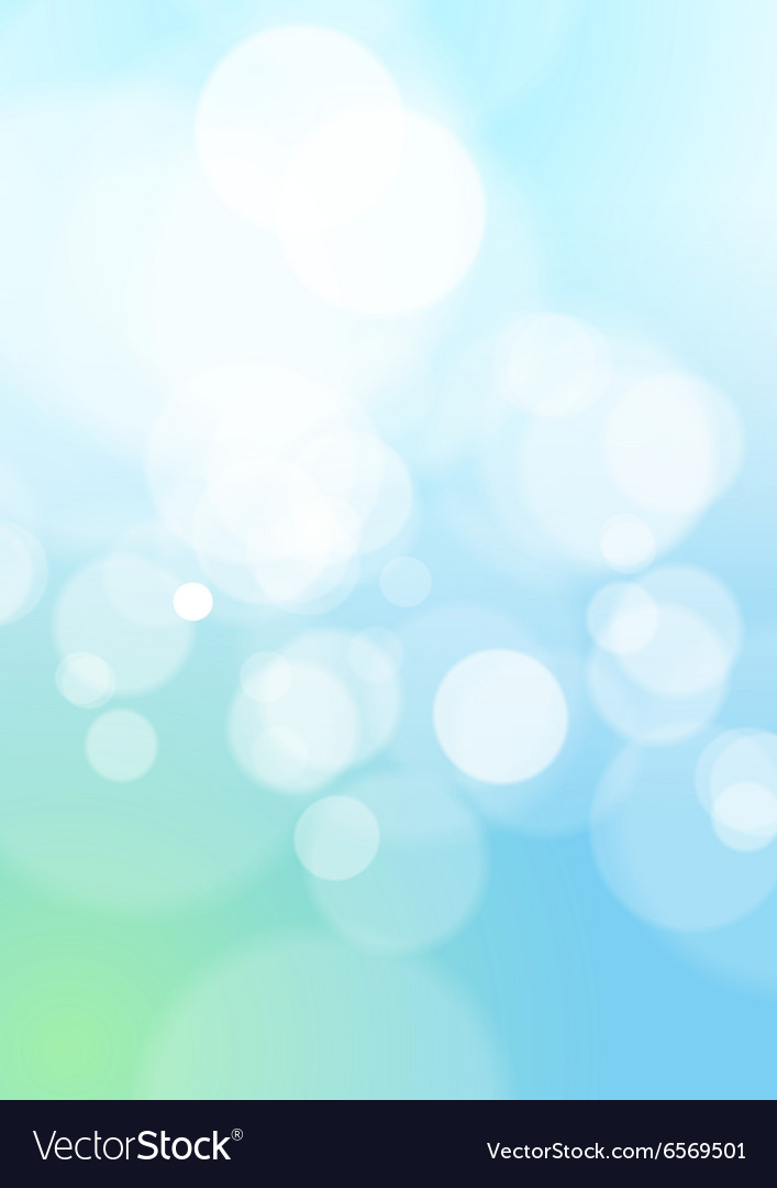 Abstract background light blue vector