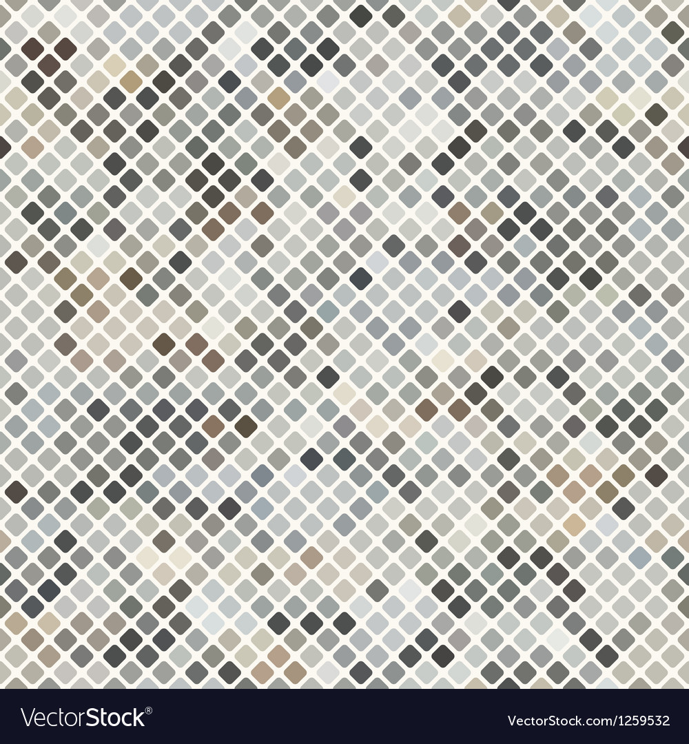 Lightbrown mosaic background vector