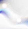 Blue Minimalistic Background vector image