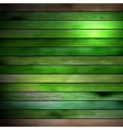 Color Wooden Floor Pattern vector image vector image