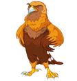 Golden Eagle vector image