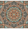 abstract mosaic tiles seamless pattern ornamental vector image
