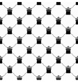 Gift box pattern vector image