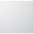 Gray background carbon pattern vector image