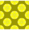 background lemons vector image