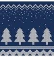 Christmas Ugly sweater 1 vector image