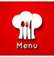 Chef icon design vector image