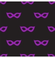 Background with masks Seamless pattern vector image