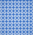 Blue Decoration vector image