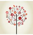 Tree sale vector image