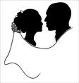 wedding7 vector image