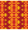 Abstract background in ethnic style vector image