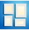 Modern Picture Frames vector image