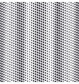 diagonal dots monochrome pattern vector image