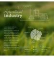 Cargo industry transportation vector image
